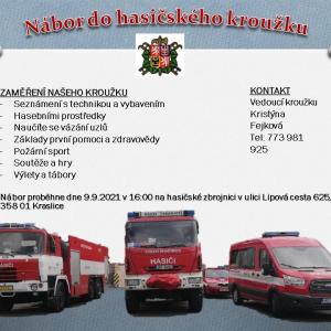 Den s hasiči