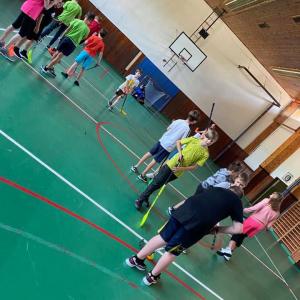 Sportovní př. tábor - starší 2021